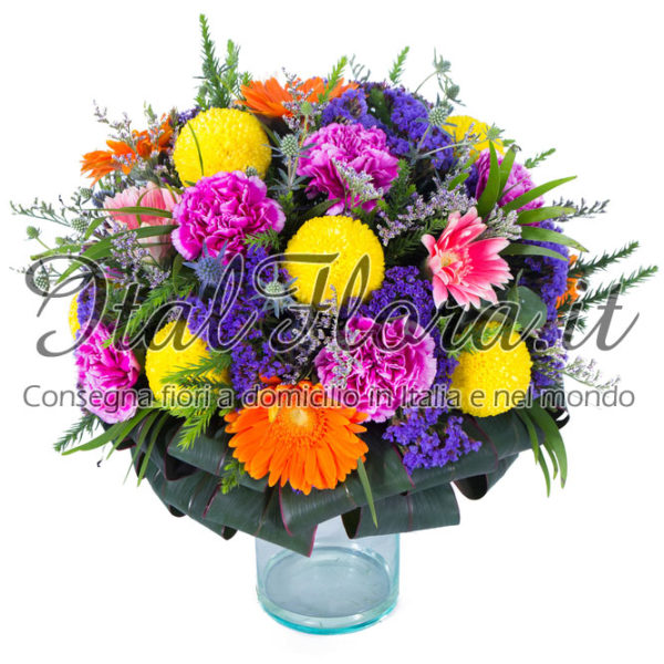 Bouquet misto colorato